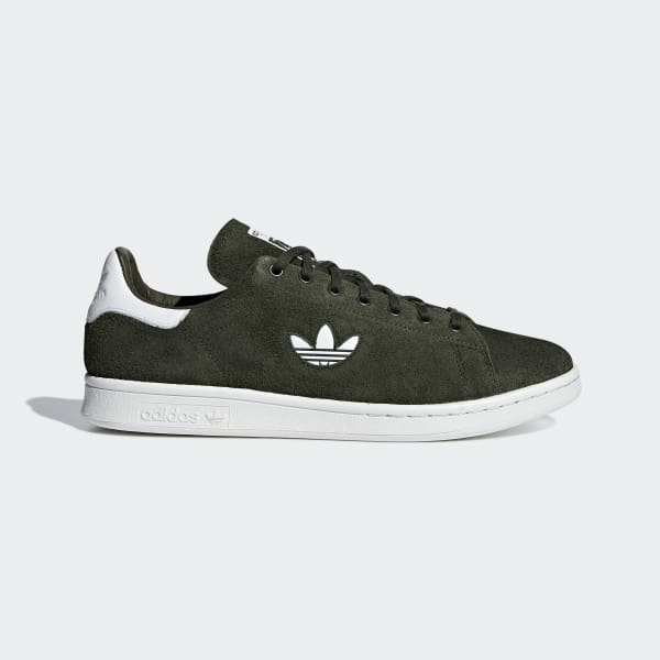 Stan Smith Shoes Grön B37896