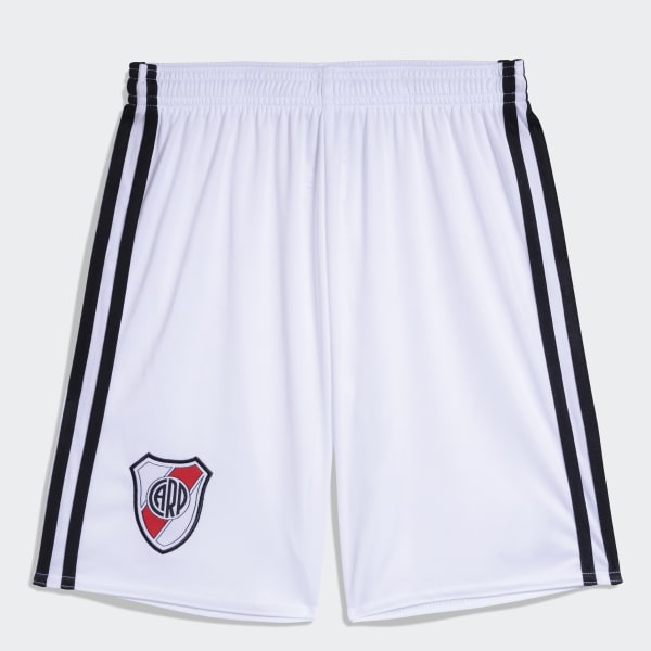 Shorts Club Atlético River Plate Tercer Kit Blanco CE6301