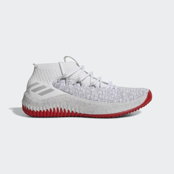 Dame 4 Shoes White CQ0471
