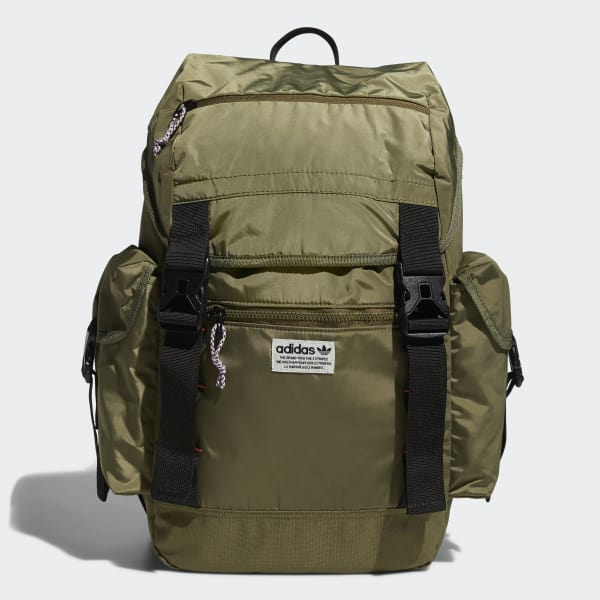 Atric Backpack Green CJ6382