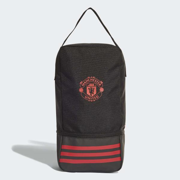 Bolsa para Calzado Manchester United Negro CY5591