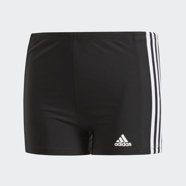 Boxer da nuoto 3-Stripes Nero BP9500