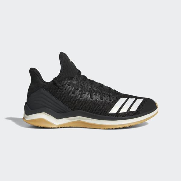 Icon 4 Trainer Shoes Black CG5270
