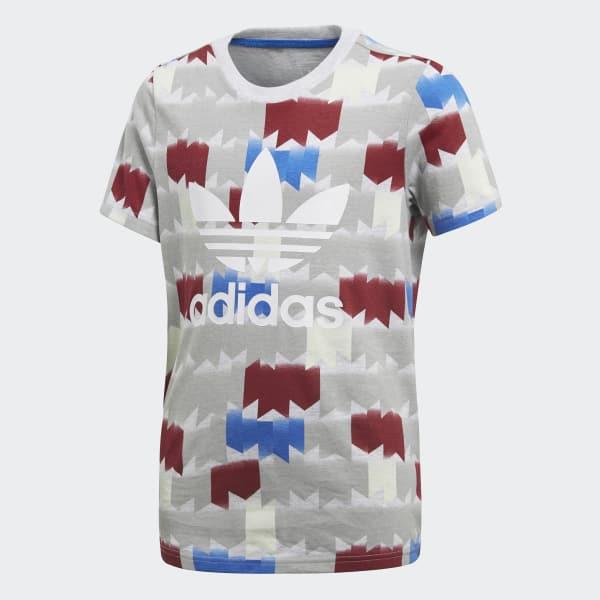 T-shirt GRPHC Multicolor CE4076