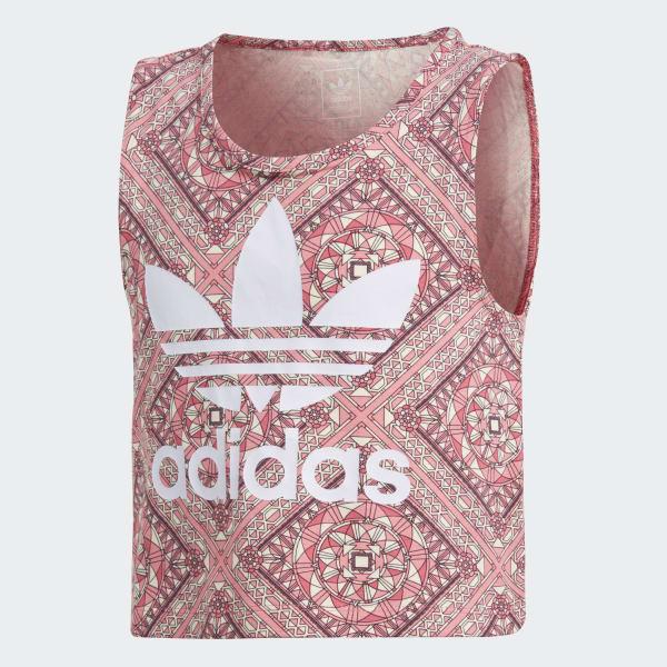 Camiseta sin mangas GRPHC Multicolor CE1095