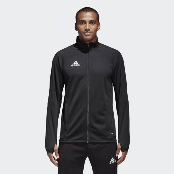 Tiro 17 Training Jacket Black BJ9294