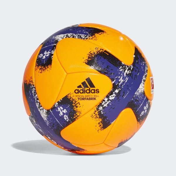 Ballon de match Torfabrik Winter orange BS3530