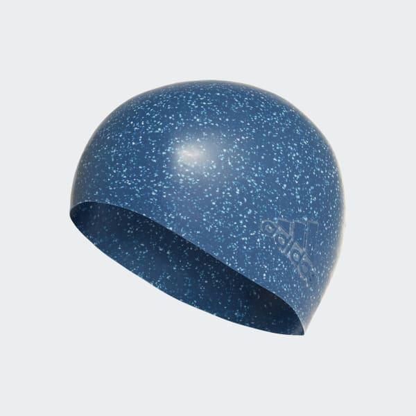 Textured Swim Cap Blue DH3307
