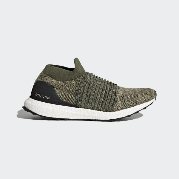UltraBOOST Laceless Schuh grün CP9252
