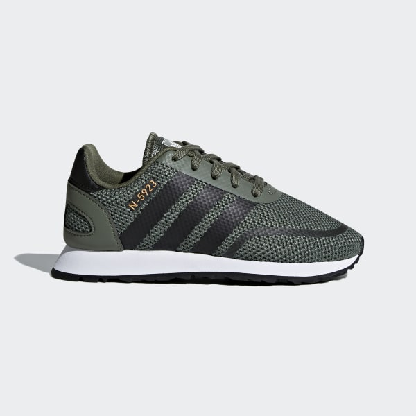 N-5923 Schuh grün B37151