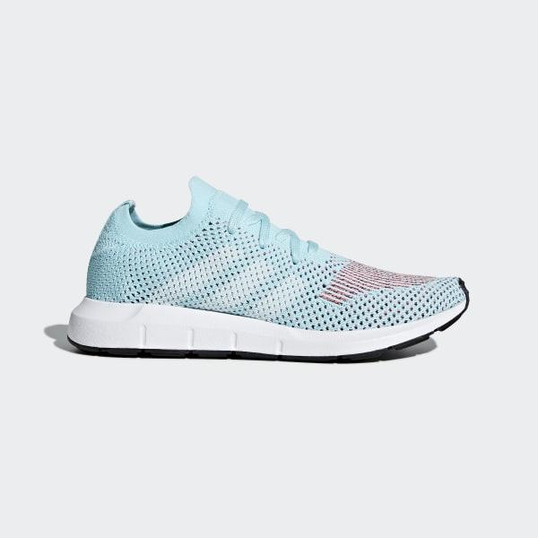 Swift Run Primeknit Shoes Blå CQ2034