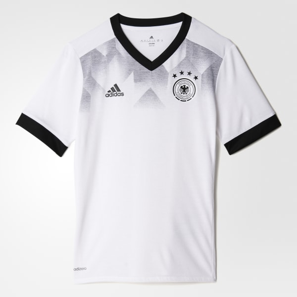 Germany Home Pre-Match Jersey White BP9163