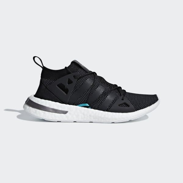 Arkyn Shoes Black B96502