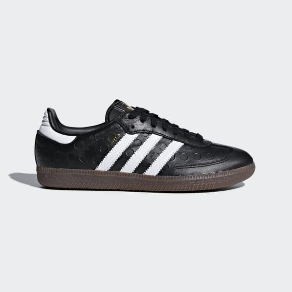 Samba Shoes Black CQ2637