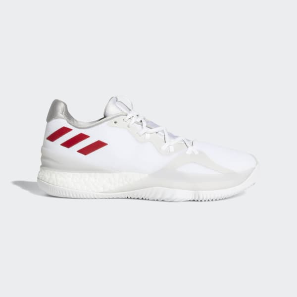 Crazylight Boost 2018 Shoes White AQ0007