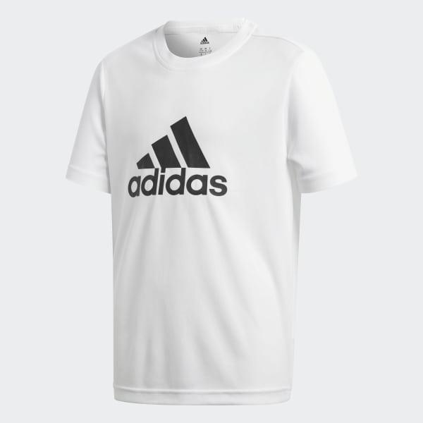 Camiseta Training Gear Up Blanco BK0713
