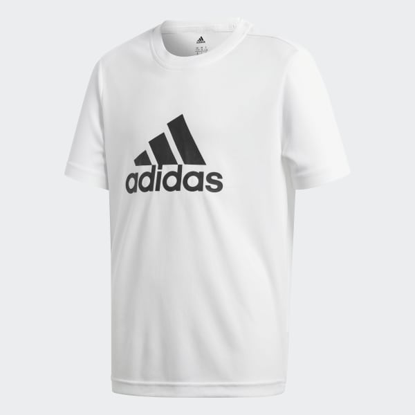 Training Gear Up Tee White BK0713