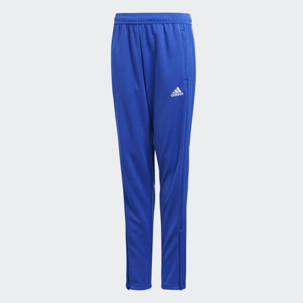 Pantaloni da allenamento Condivo 18 Blu CF3686