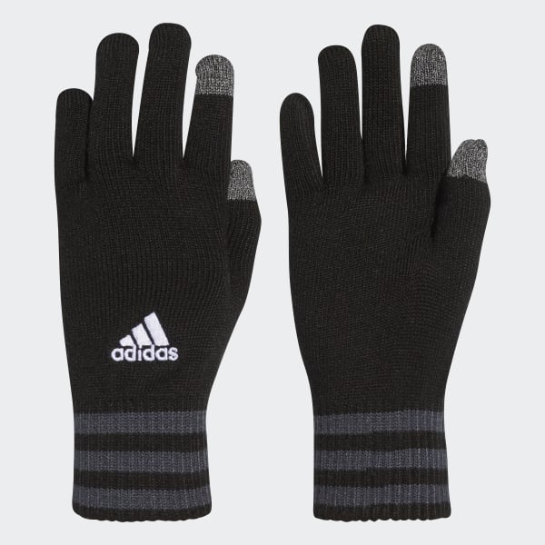 Tiro Gloves Black B46135