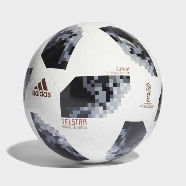 FIFA World Cup Jumbo Ball White CG1567