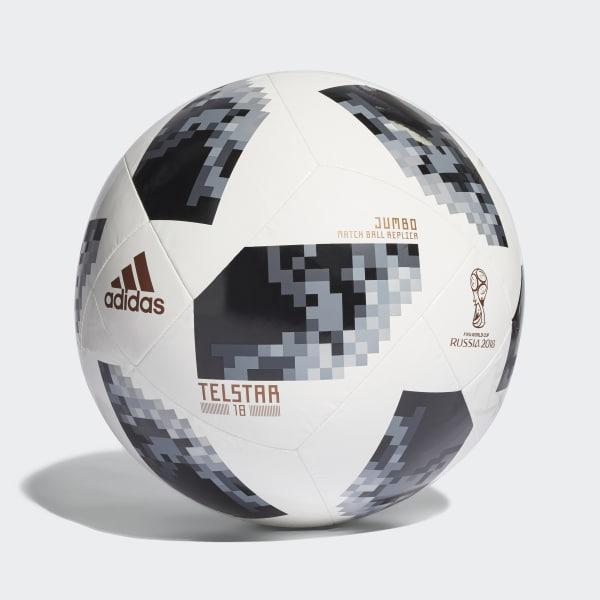 Pallone Jumbo FIFA World Cup Bianco CG1567