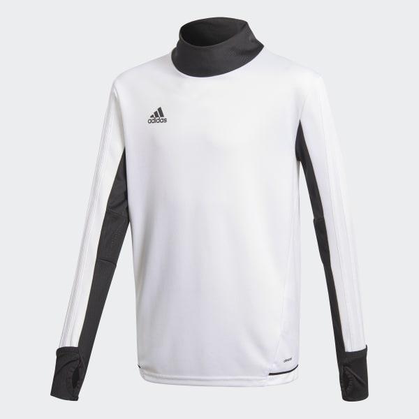 Tiro17 Trainingsshirt wit BQ2757