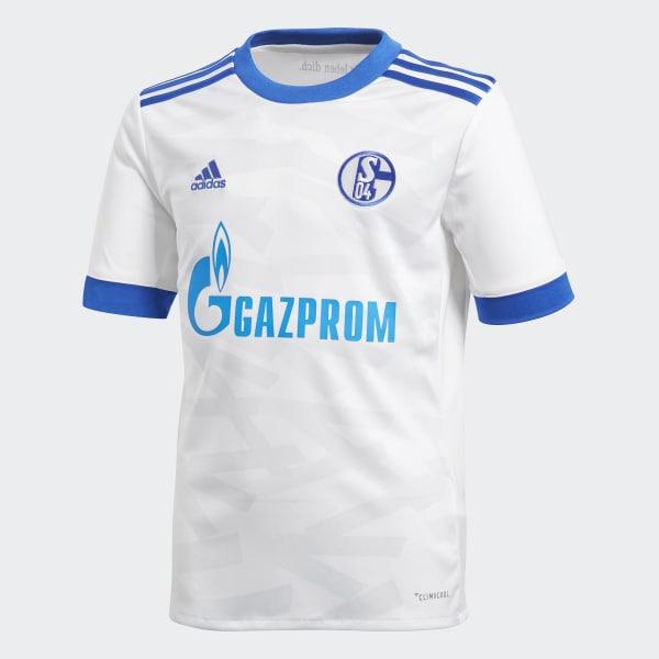 FC Schalke 04 Away Jersey White B30983