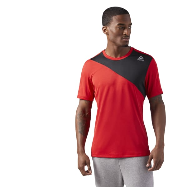 Workout Ready Tech Tee Primal Red CE1505