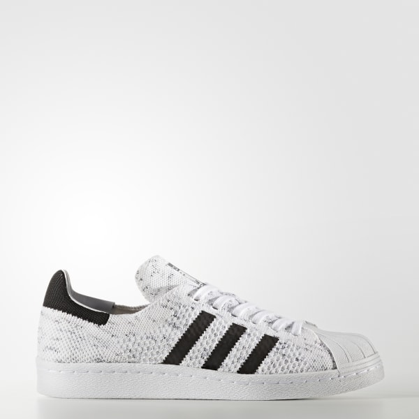 Superstar 80s Primeknit Shoes White BY2127