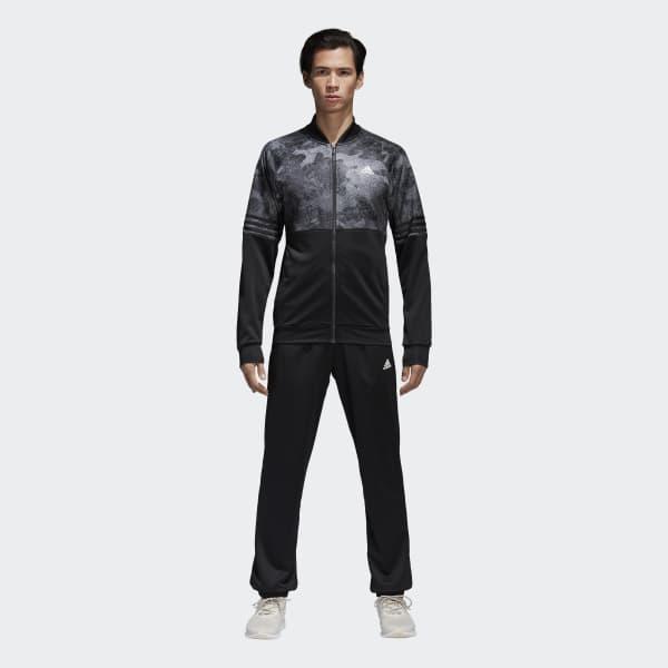 Conjunto deportivo Cozy Negro CF1609