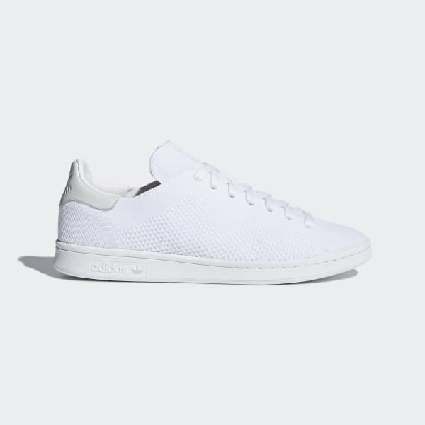 Tenis Stan Smith Primeknit Blanco CQ3032