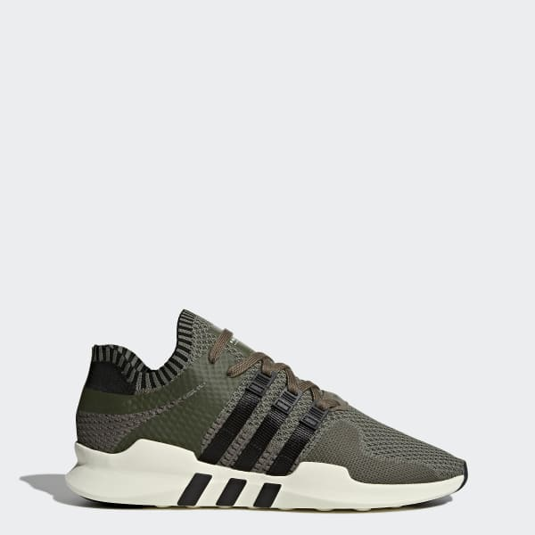 EQT Support ADV Primeknit Shoes Green BY9394