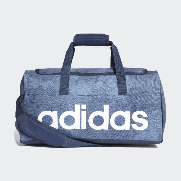 Linear Performance Duffel Bag Small Blue DJ1429