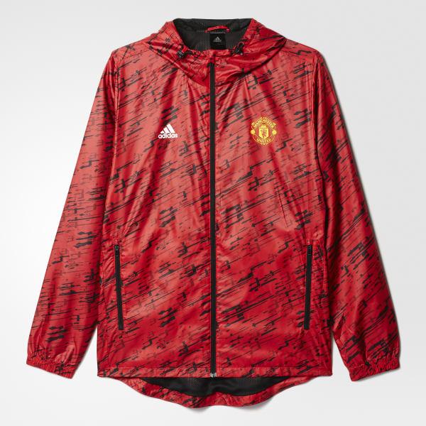 Cortavientos Manchester United FC Rojo AY2799