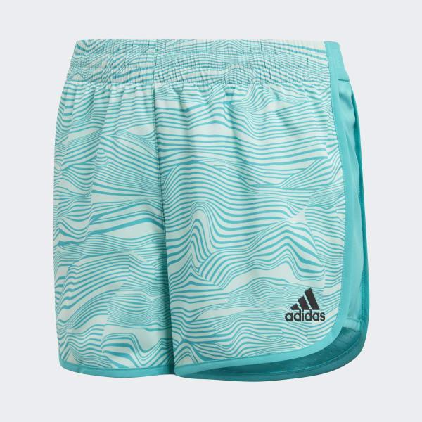Marathon Training Shorts Turquoise DJ1068