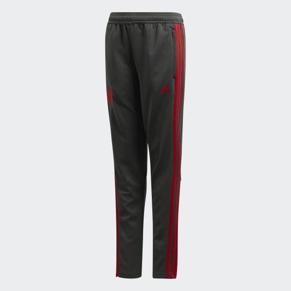 Pantalon d'entraînement FC Bayern Munich gris CW7293