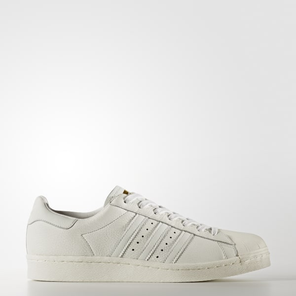 Superstar Boost Schuh weiß BB0187