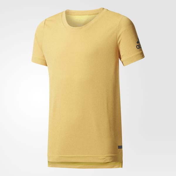 T-shirt Climachill Giallo CD8946