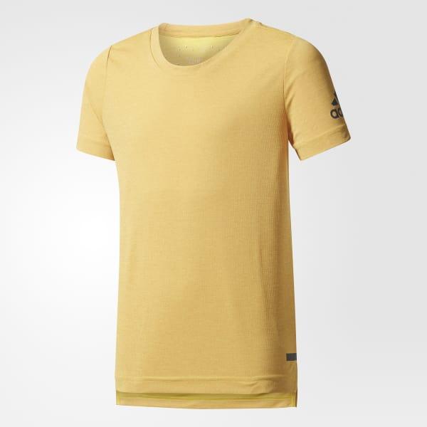 T-shirt Climachill jaune CD8946