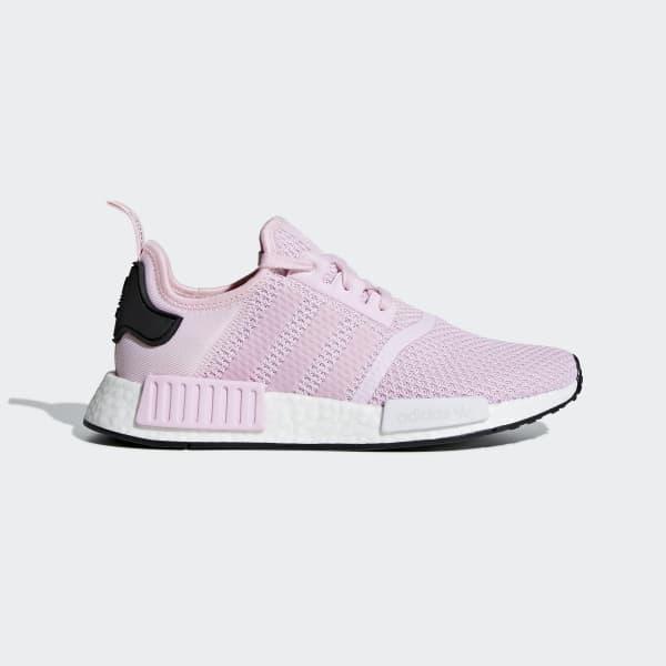 NMD_R1 Schoenen roze B37648