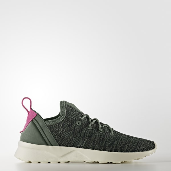 ZX Flux ADV Virtue Shoes Green BB2316