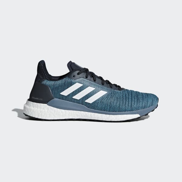Solar Glide Shoes Blue AQ0332