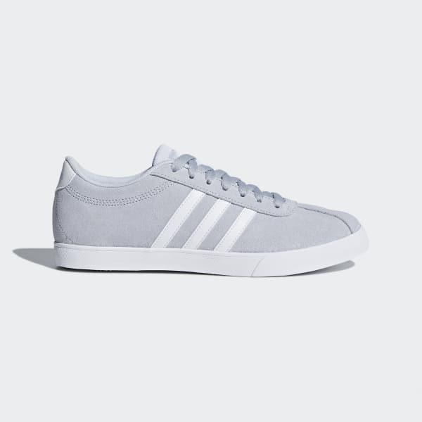 Courtset Schuh blau DB0147