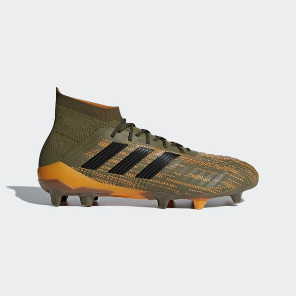 Scarpe da calcio Predator 18.1 Firm Ground Verde CM7412