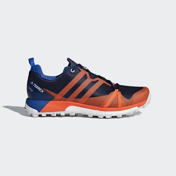 Terrex Agravic GTX Shoes Blue CQ1756