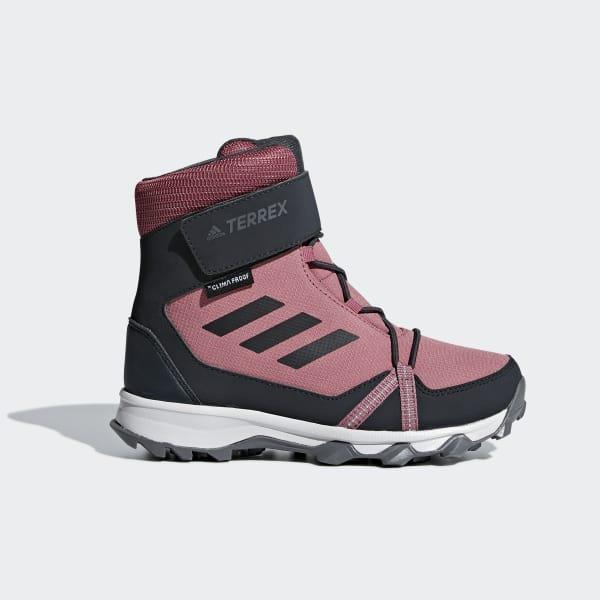 Bota adidas TERREX Snow CF CP CW Rojo AC7965
