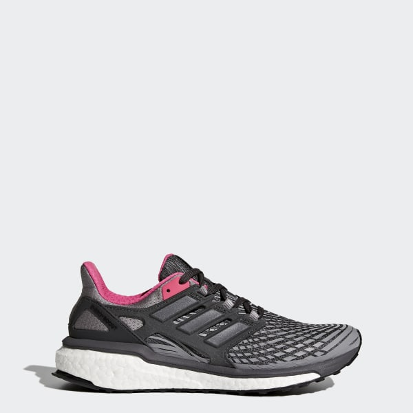 Chaussures Energy Boost gris BB3456