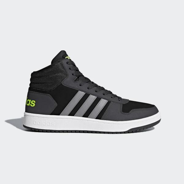 Hoops 2.0 Mid Shoes Black DB0099