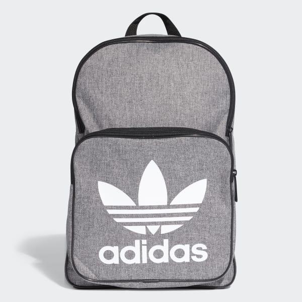 Trefoil Casual Backpack Black / White D98923