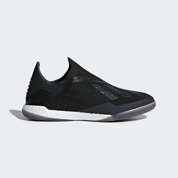 X Tango 18+ Indoor Shoes Black DB2266